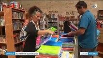 Isère : Emmaüs, paré pour la rentrée scolaire