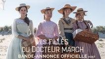 Les Filles du Docteur March Bande-annonce VOST (2019) Saoirse Ronan, Emma Watson