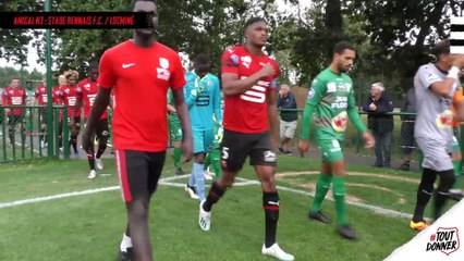 Amical N3. Stade Rennais F.C. / Locminé : 2-1 (résumé)