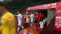 Shenzhen beat Guangzhou RF 4-0 in the Chinese Super League
