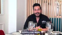 Denny Imbroisi : sa recette  facile pour revisiter la burrata crémeuse