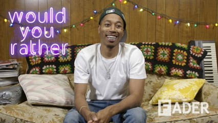 Would You Rather: Cousin Stizz has information regarding a gravity machine at Area 51
