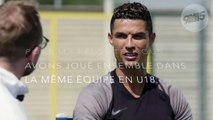 Ce joueur envers qui Cristiano Ronaldo sera éternellement reconnaissant