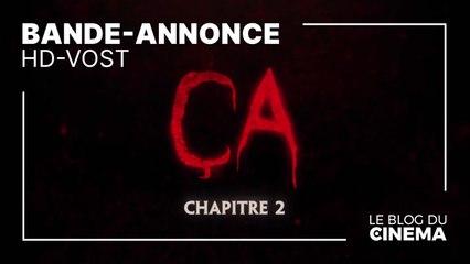 ÇA, LE FILM - CHAPITRE 2 : bande-annonce finale [HD-VOST]