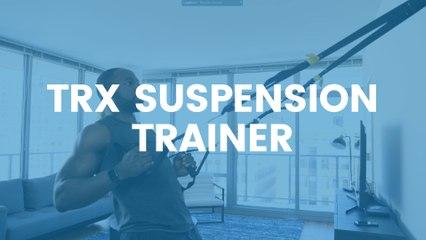 Gideon Akande - TRX Suspension Trainer