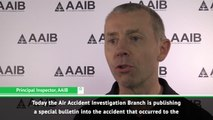 Sala exposed to carbon monoxide in plane crash - AAIB