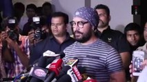 Aamir Khan  -  Smoking doesn't affect acting skills