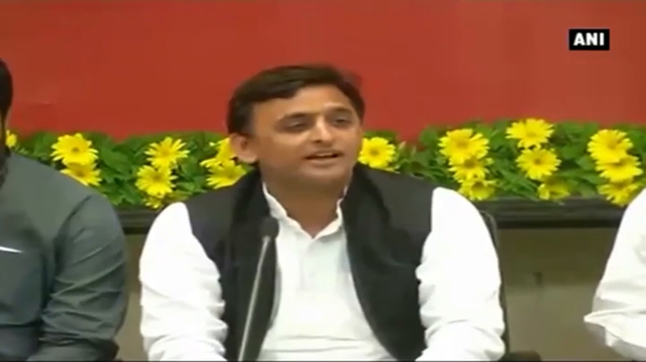 National Food Security Act –  UP CM Akhilesh Yadav Launches Distribution Of Ration Cards