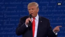 I'm Not Proud Lewd Remarks Passed In 2005- Donald Trump