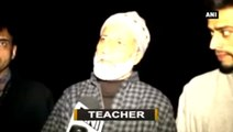 To safeguard schools, government teachers on night duty in Kashmir Valley