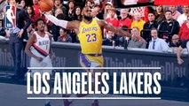 Best of the Los Angeles Lakers! _ 2018-19 NBA Season