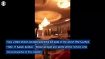 Saudi elites detained in Ritz Carlton after arrests on corruption charges (4) -////
