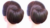 6 easy and quick hairstyle for summer  cute hairstyles  new hairstyle for girls  hair bun