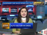 Auto sector crisis: GST cut for a short period will kick start industry, says SIAM