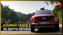 Hyundai Venue SUV Review: Threat to Maruti Suzuki Vitara Brezza?