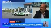 Portugal : la pression des camionneurs