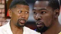 Jalen Rose BLASTS Kevin Durant For Leaving Fantasy Football League & Explains Why LeBron Left Too!