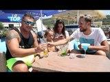 Aktorja e Portokallisë, Delinda Disha në plazh prezanton familjen - Pushime on Top