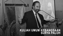 Kuliah Umum Kebangsaan  Surya Paloh di Universitas Indonesia