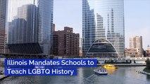 Illinois Brings LGBTQ History To The Classroom