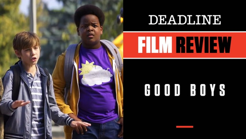 Good Boys review