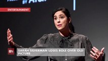 Sarah Silverman Lost A Former Job Over Blackface