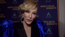 'Where'd You Go, Bernadette' Screening: Cate Blanchett