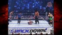 Kane & Batista vs Finlay & The Great Khali w/ Ranjin Singh 9/7/07 (2/2)