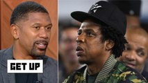 Jay-Z's Roc Nation partnership with the NFL is a positive step forward – Jalen Rose _ Get Up