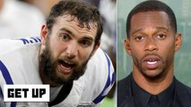 Andrew Luck's injury puts the Colts' Super Bowl hopes in jeopardy – Victor Cruz _ Get Up