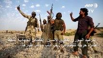 الفصائل الجهادية تسقط طائرة حربية للنظام السوري في ريف إدلب (المرصد)