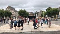 Initiation à la danse bretonne à la Saint-Loup