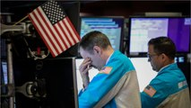 Wall Street Falls As Recession Fears Grow