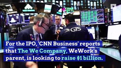 WeWork to Go Public Despite Near $1 Billion Loss This Year