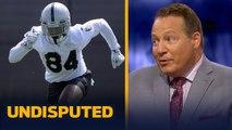Eric Mangini thinks Antonio Brown will help and hurt the Raiders this season _ NFL _ UNDISPUTED