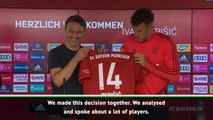 'I know what he is capable of' - Kovac happy to land Perisic