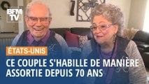 Ce couple d'Américains s'habille tous les jours de manière assortie... depuis 70 ans