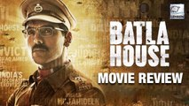 Batla House MOVIE REVIEW | John Abraham, Mrunal Thakur, Nikkhil Advani