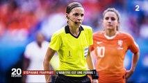 Supercoupe d'Europe de foot : Stéphanie Frappart, première femme arbitre dans une rencontre masculine majeure