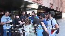 Open Arms: le décret de Salvini suspendu par la justice en Italie, selon l'ONG
