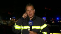 """Incendie dans l'Hérault: près de 200 pompiers sont mobilisés, et vont """"tout faire pour maîtriser le feu dans la nuit"""" (pompiers)"""