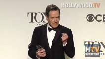 Bryan Cranston talks Tony's - Hollywood.TV
