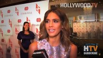 Jessica Alba honored at Mother's Day Luncheon - Hollywood.TV