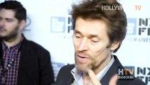 Willem Dafoe at the New York Film Festival - Hollywood.TV
