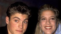 Brian Austin Green insists he 'never had a crush' on Tori Spelling