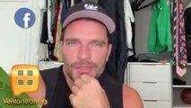 ¡NO LA PERDONA! Julián Gil estalla contra Rosalba Ortiz por tacharlo de chismoso. | Ventaneando