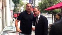 Gençlik ve Spor Bakanı Kasapoğlu'a taraftarlardan yoğun ilgi