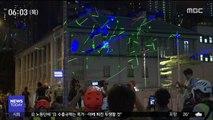 홍콩 경찰 시위대 강경 진압…공항은 '정상화'