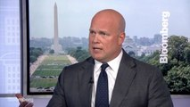 Former Acting AG Whitaker Says Public-Private Partnership Needed to Ensure Cybersecurity