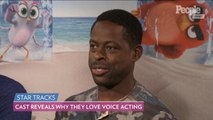 Sterling K. Brown Always Had a Dream of Voicing a Cartoon, Says It's a 'Pinch Me Self Moment'